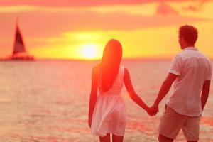 romantic vacation bonaire couple time