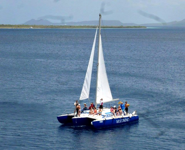 woodwind snorkel sail sunset cruise or drift snorkel